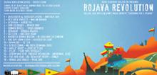 Rojava revolution compilation benefit carovana torino
