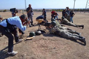 """L'esercito Turco """"impegnato"""" nelle operazioni contro l'ISIS di ieri (23 Luglio)"""